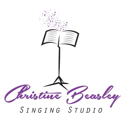 Christine Beasley Singing Studio Logo