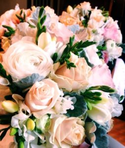 Wedding Bouquet Oct 2014