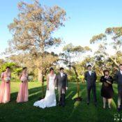 Monash Country Club wedding ceremony