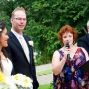 Weddings with Sydney Celebrant Christine